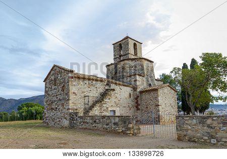 Church of Santa Maria del Puig Esparreguera Baix Llobregat Province of Barcelona Spain