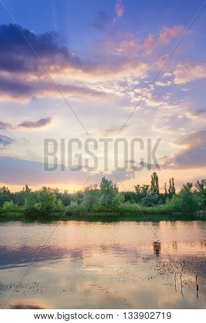 photo bright summer  / picture summer ukraine