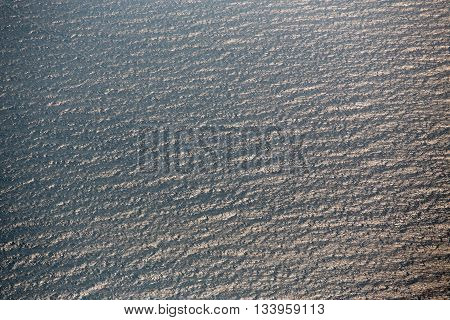 sea surface texture and background, Hua Hin, Thailand
