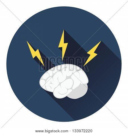Icon Of Brainstorm