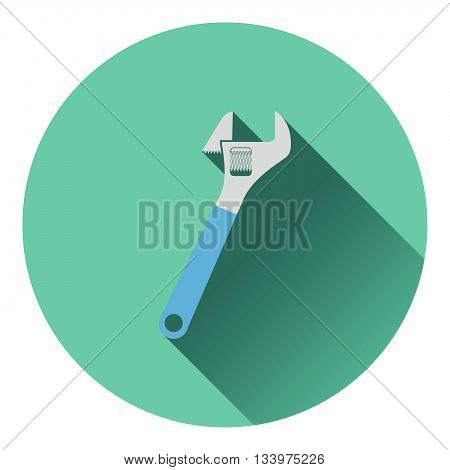 Icon Of Adjustable Wrench