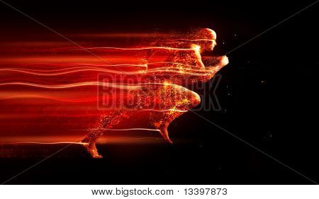 Corredor de fogo
