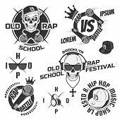 Rap Emblems 1 poster