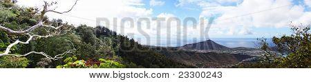 Hawaii Mountain Range