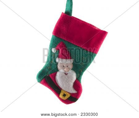 Santa Claus Christmas Boot
