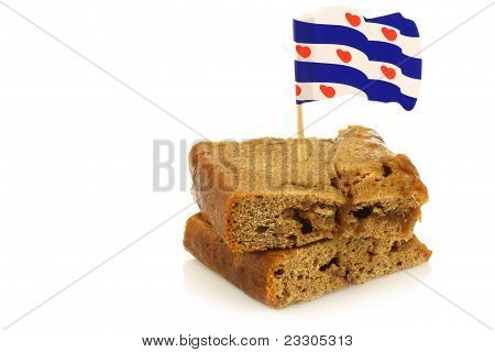 traditional Frisian pastry called