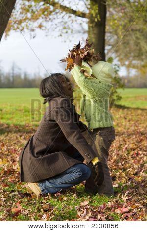 Diversão no Outono