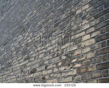 Grunge Brick Perspective