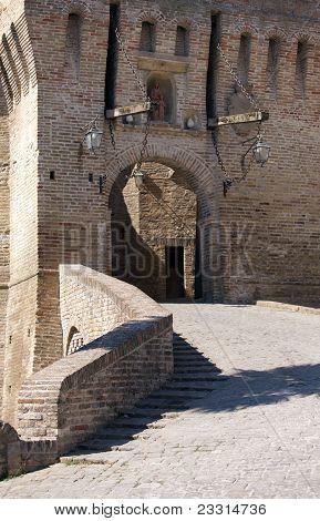 castle of corinaldo