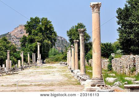 Ruins of Efesus