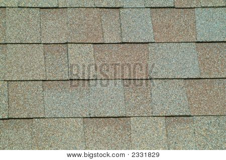 Brown Shingle Background