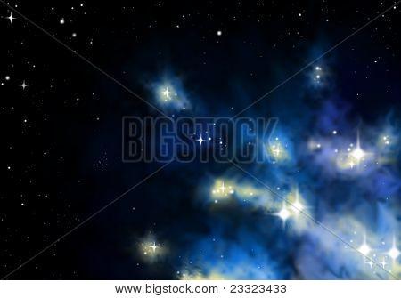 espaço nebular