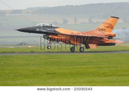 Netherlands F16 Takeoff