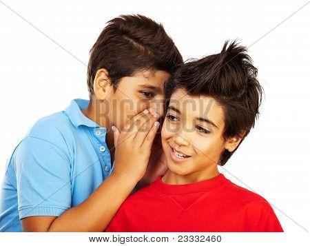 Teen Boys Gossip