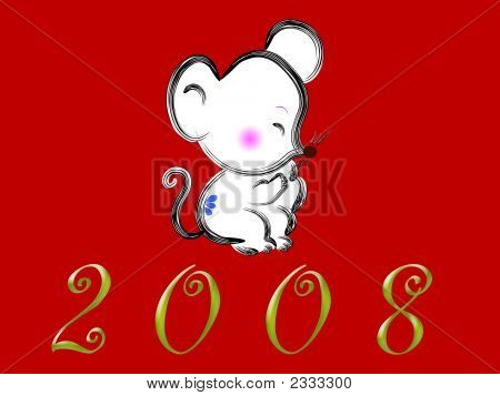 2008 Year Of The Rat