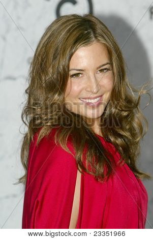 CULVER CITY, CA - SEPT. 10: Ashley Cusato arrives at the Comedy Central Roast of Charlie Sheen at Sony Studios on Sept. 10, 2011 in Culver City, CA.