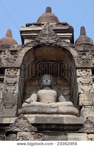 Buddha Statue - Borobudur