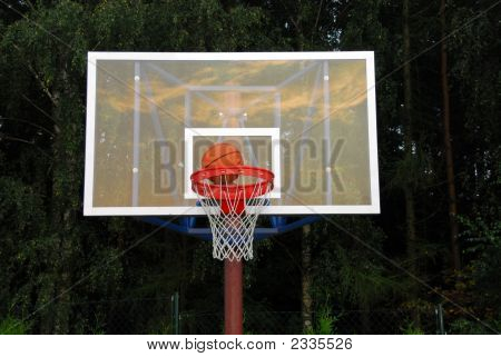 Basketball Table