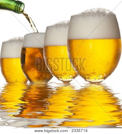 Beer Reflection