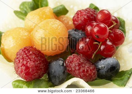 composition of berries