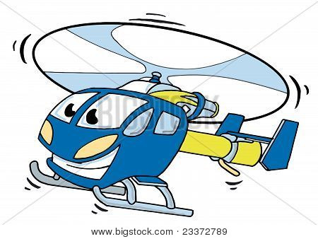 Happy Helicopter