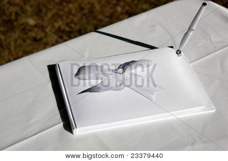 Book And Pen