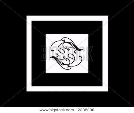 Black And White Modern Design