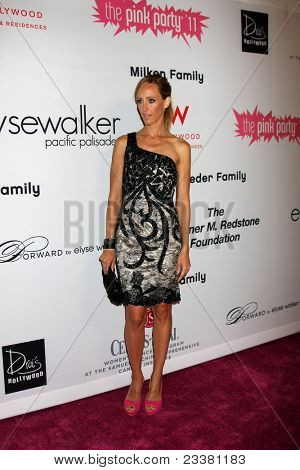 LOS ANGELES - SEP 10: Kim Raver at the 2011 Pink Party at Drai's - W Hollywood on September 10, 2011 in Los Angeles,  California