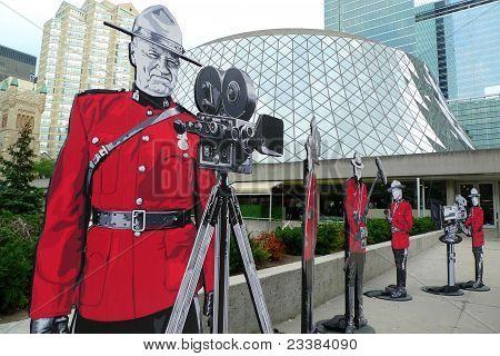 Photo spot, Toronto International Film Festival