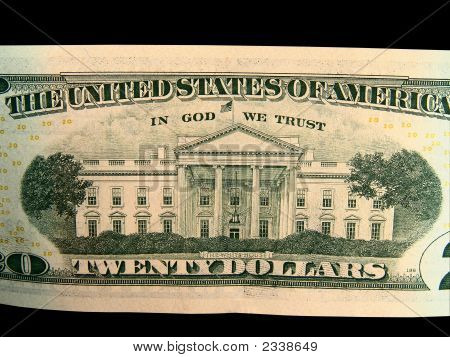 In God We Trust Us Dollars
