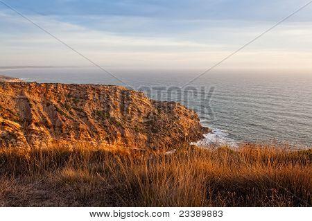 Portuguese Coastline.