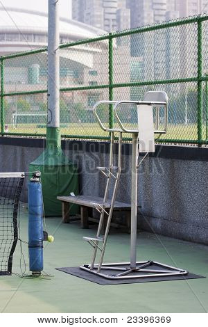 Umpire Chair