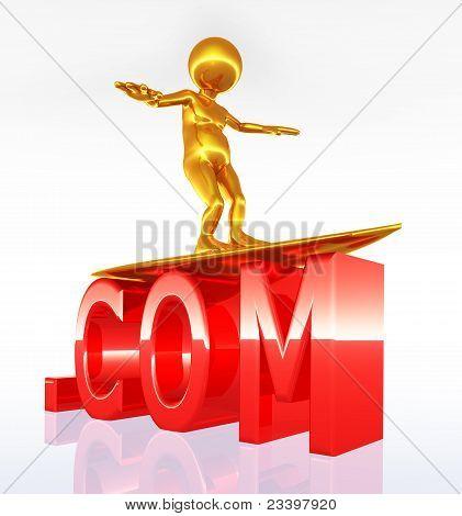 Dotcom Top Level Domain