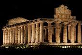 picture of ceres  - Greek temples of Paestum Magna Graecia - JPG