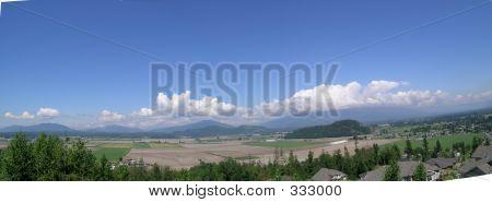 Valley Panarama