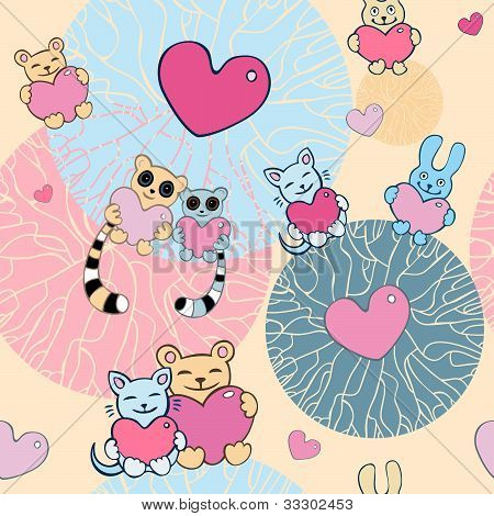 Lovely vector background.
