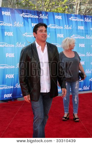 LOS ANGELES - MAY 23:  Dean Cain arrives at the