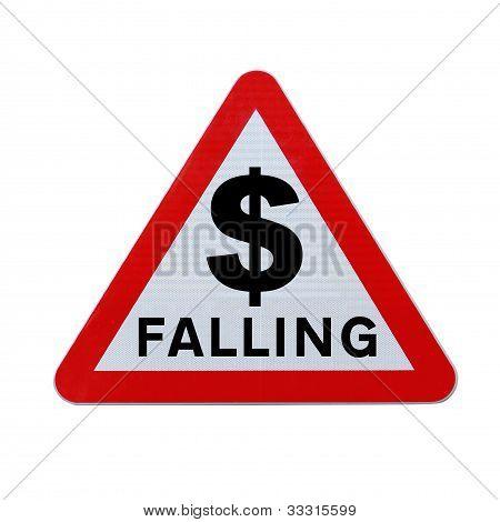 Dollar Falling