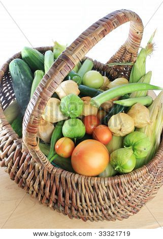 Garden-fresh Vegetables