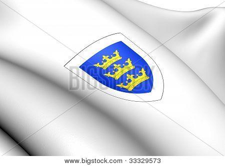 Señorío de Irlanda escudo
