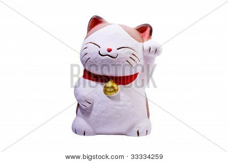 Maneki Neko (Lucky Cat)