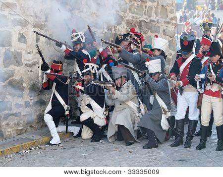 historic battle