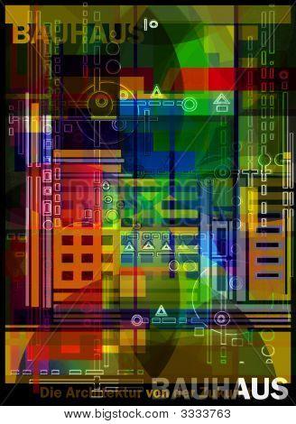Ilustração de Bauhaus