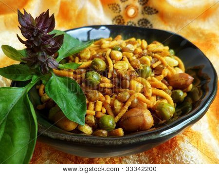 Savory Indian Punjabi Snack