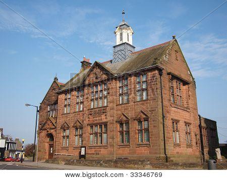 Public Library - Montrose - Scotland - 1905