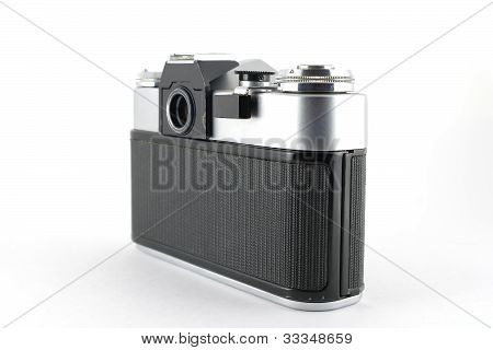 Old Film Camera Without Lens