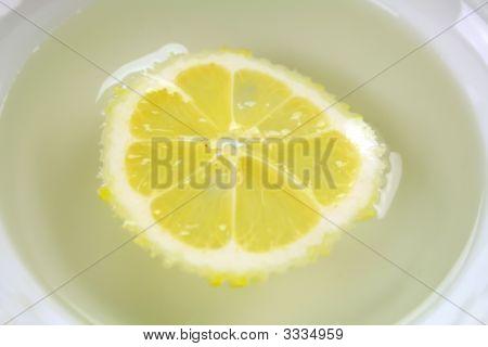 Lemon Dipping Bowl