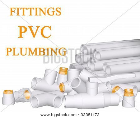 Fittings Pvc And Pipes