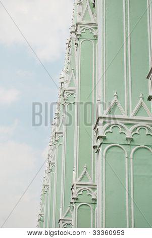 Church Spires Details