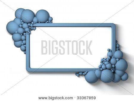 Waxy Bubbly Frame